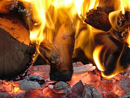 Sites with Camp Fire places are available at Grampians Paradise