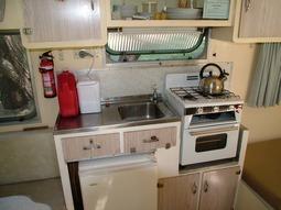 Caravan Kitchen Cabinets